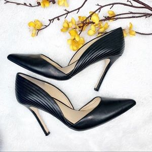 BCBG GENERATION | 6.5 Black Stiletto Pumps Heels
